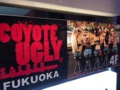COYOTE UGLY SALOON FUKUOKA