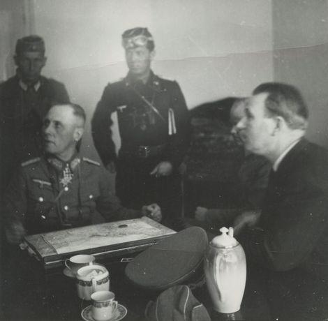 Cherbourg_19 Juni 1940_Mittag