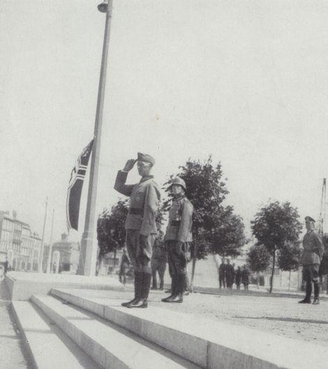 7.Panzerdivision_Bordeaux_parade_1 Juli 1940