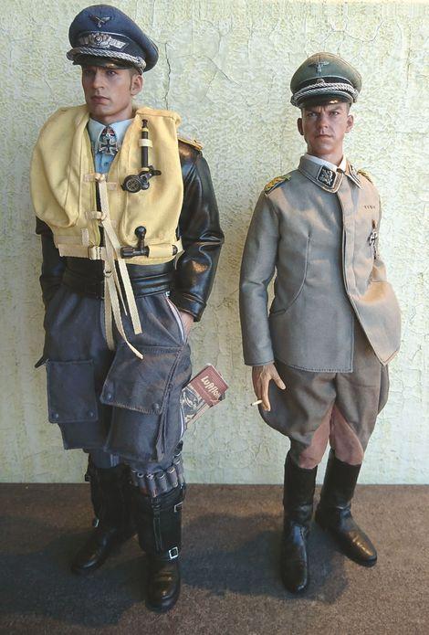 Experten/GERMAN LUFTWAFFE ACE PILOT_SS-Brigadeführer Johann Schmidt