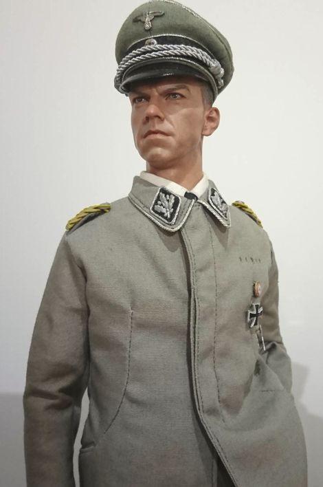 SS-Brigadeführer Johann Schmidt