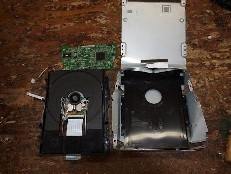 P7070023 ハードディスク