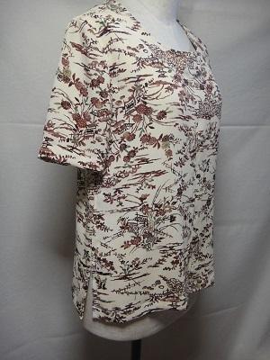 Tシャツ白地斜め