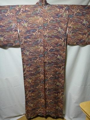 江川Tシャツ用着物