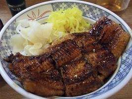 磯丸うな丼2018.7