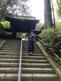 新緑の鎌倉01
