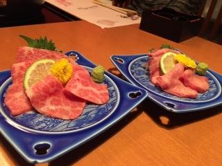 城巡り_027すきやきお肉皿