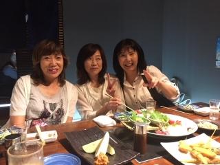 魚の飯_女性陣