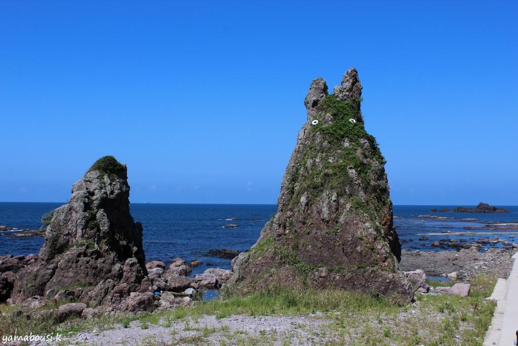 トトロ岩 能登権現岩02