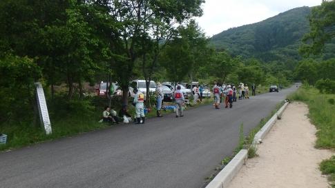 ひろしま山の日県民の集い(霧ガ谷湿原再生地) 006
