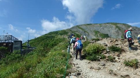 プライベート(唐松岳) 066