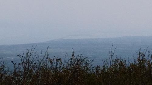 武佐岳から野付半島