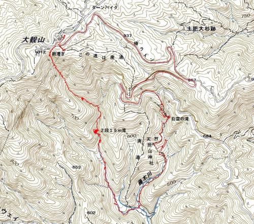 藤木川軌跡