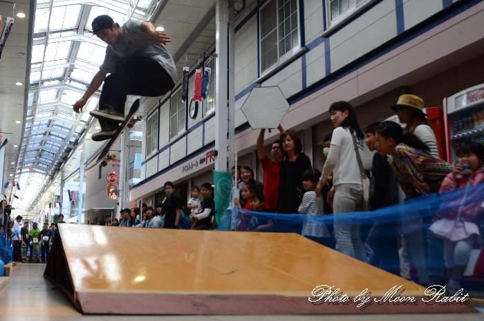 スケートボード スケボー大会コラボカップ