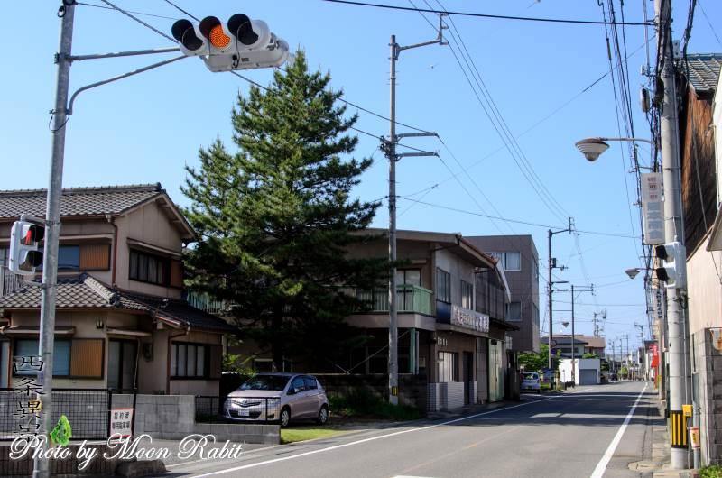 新町通り 愛媛県西条市大町新町
