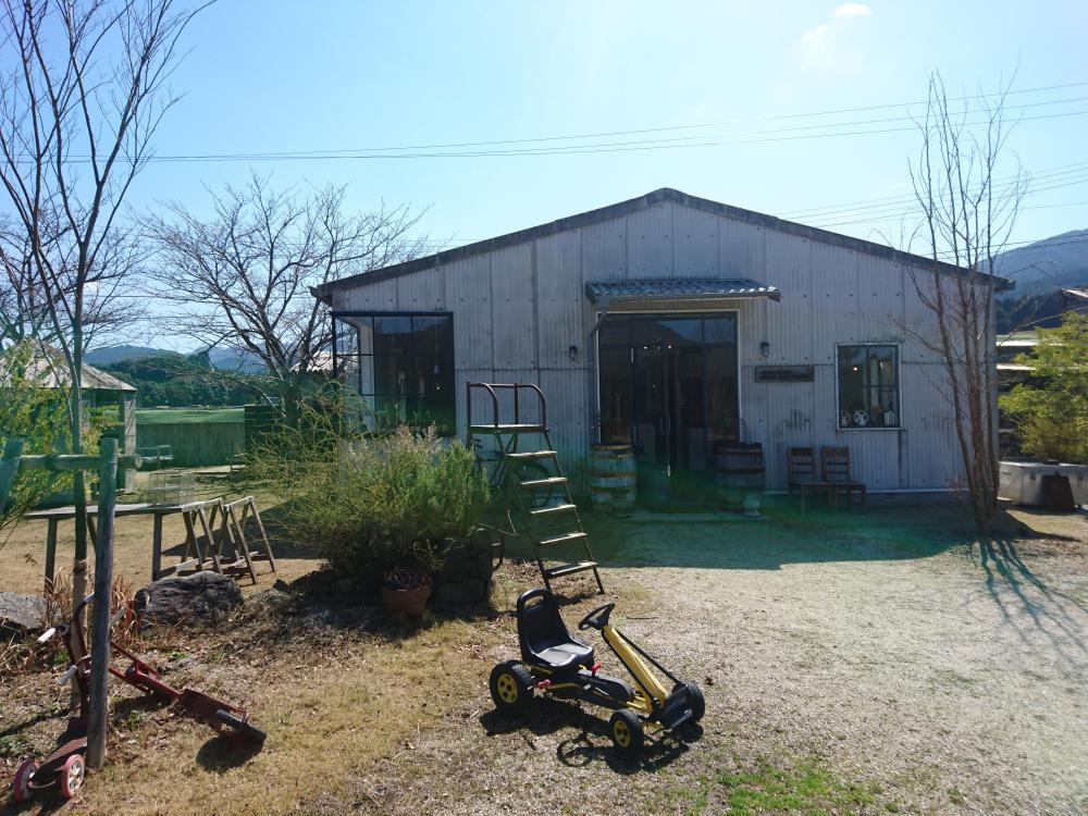 「SUNNY SIDE WORKS・サニーサイドワークス(福岡市早良区)」郊外でのんびりランチ☆