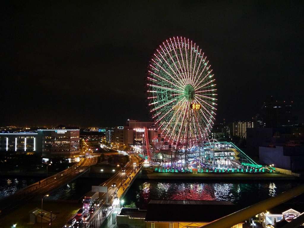 神奈川県☆横浜の宿「横浜ベイホテル東急」