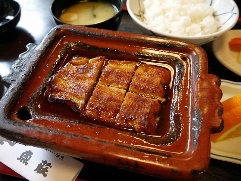 蜂蜜の特製たれで鰻!「うなぎ・日本料理 魚荘(長崎県諫早市)」でランチ☆