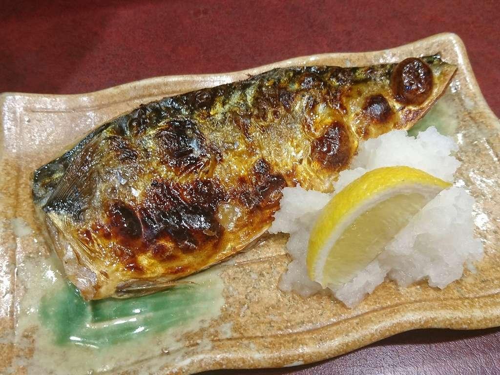 大満足の焼き魚!天神の定食店「味の正福(福岡県福岡市)」でランチ☆