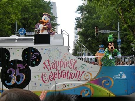 お祭りパレード
