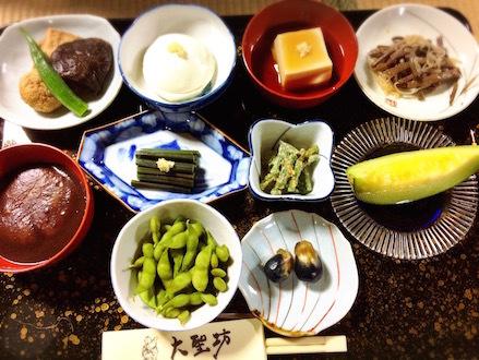 3精進料理