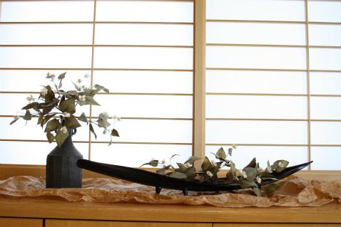 ブログ花のある家どくだみの花3