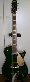 010-Gretsch Duo Jet #JD05102828 2400408-546 G6128 TCG