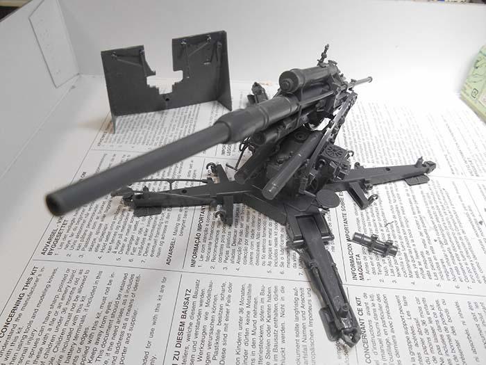 88mm砲身1