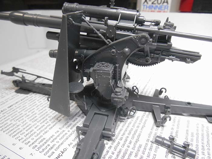 88mm砲身装甲1