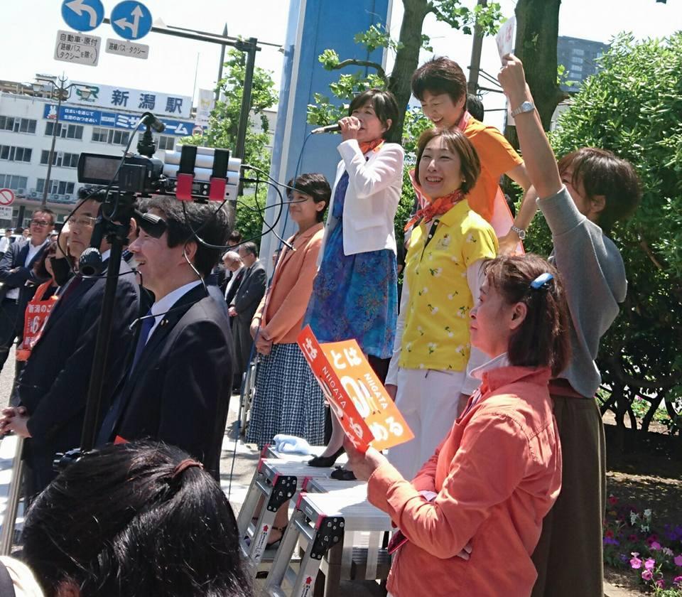 【野党6党首・池田応援】-8
