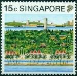 シンガポール・セントーサ島(1990)
