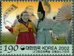 韓国・江陵端午(2002)