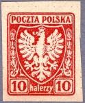 ポーランド・クラクフ発行(1919)