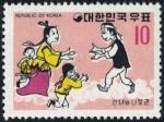 韓国・仙女と木こり④