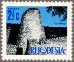ローデシア・グレートジンバブエ遺跡