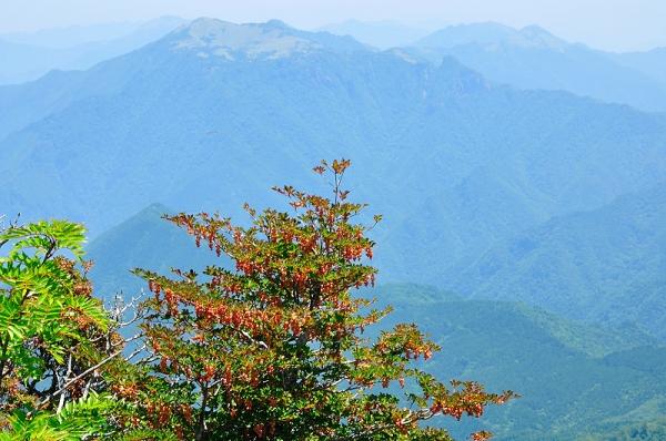 4石鎚山180625