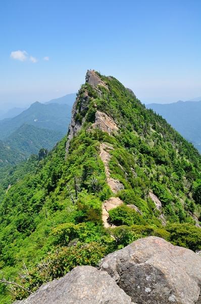 2石鎚山180625
