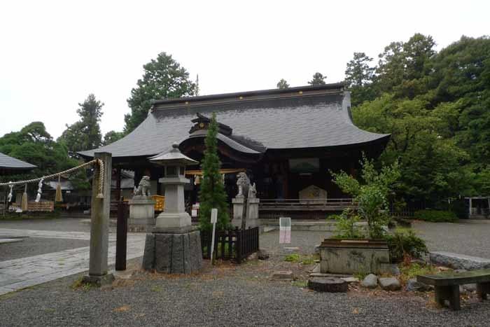 甲斐國一宮 浅間神社  5