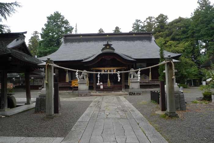 甲斐國一宮 浅間神社  4