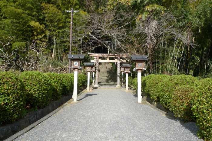奈良の神社、仏閣   大神神社  40 (久延彦神社)