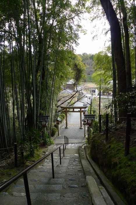 奈良の神社、仏閣   大神神社  42 (久延彦神社)