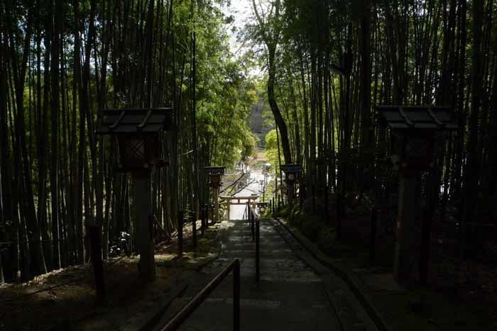 奈良の神社、仏閣   大神神社  45 (久延彦神社)