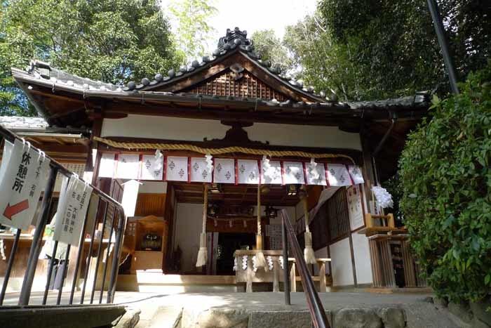 奈良の神社、仏閣   大神神社  48 (久延彦神社)