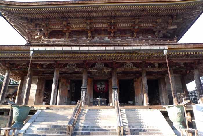 奈良の神社、仏閣   金峯山寺  138