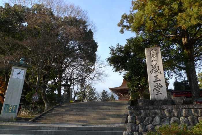 奈良の神社、仏閣   金峯山寺  133