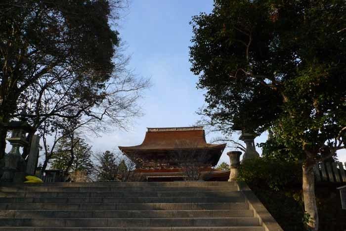 奈良の神社、仏閣   金峯山寺  134