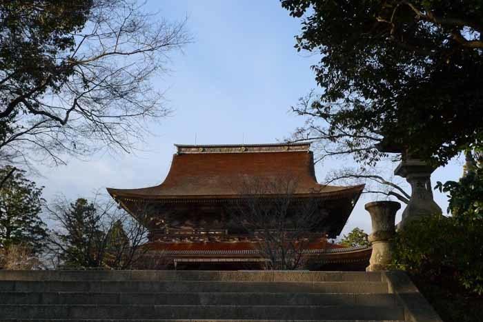 奈良の神社、仏閣   金峯山寺  135