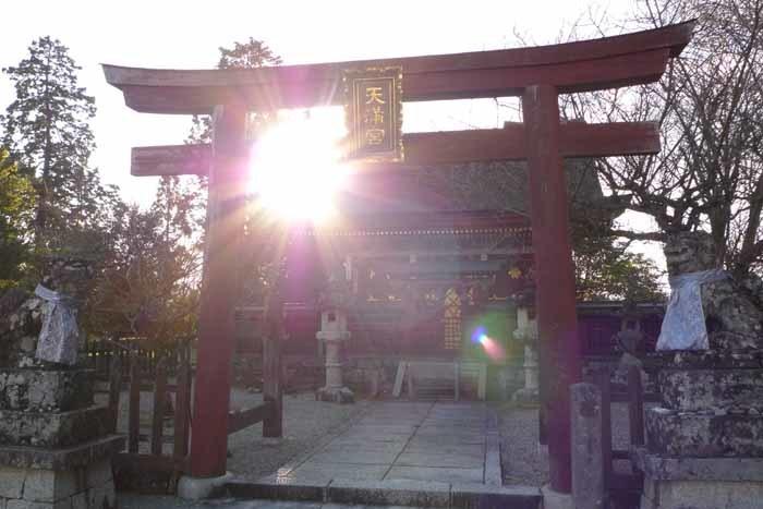 奈良の神社、仏閣   金峯山寺  140