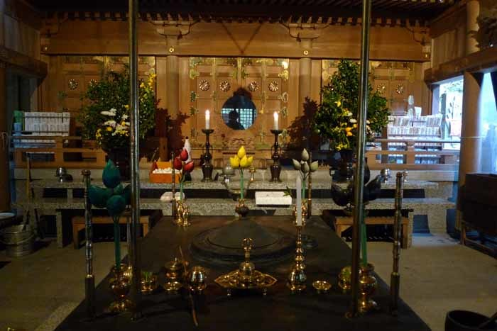 奈良の神社、仏閣   脳天大神  149