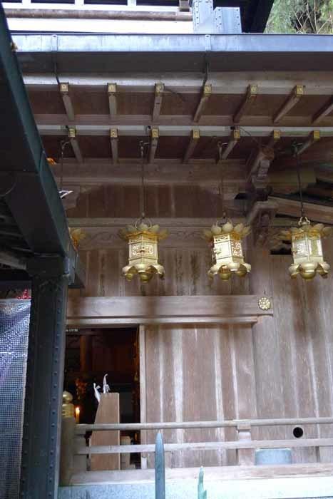 奈良の神社、仏閣   脳天大神  150